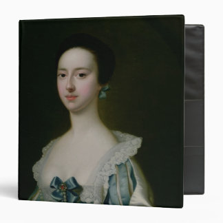 Anne Bateman, later Mrs. John Gisbourne, 1755 3 Ring Binder