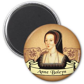 Anne Boleyn Classic 2 Inch Round Magnet