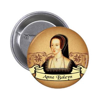 Anne Boleyn Classic 2 Inch Round Button