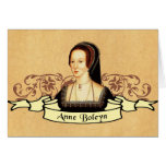 Anne Boleyn Classic Card