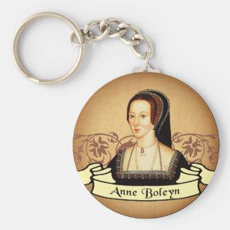 Anne Boleyn Classic Key Chain