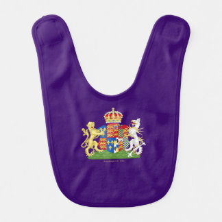 Anne Boleyn Coat of Arms Bib