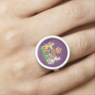 Anne Boleyn Coat of Arms Ring