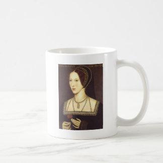 Anne Boleyn Coffee Mug