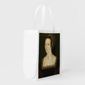 Anne Boleyn / Henry VIII Portraits Grocery Bag