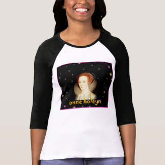 Anne Boleyn in the Stars T Shirts