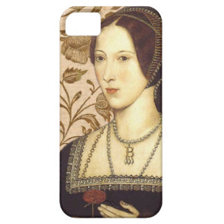 Anne Boleyn iPhone SE/5/5s Case