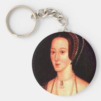 Anne Boleyn Key Chains