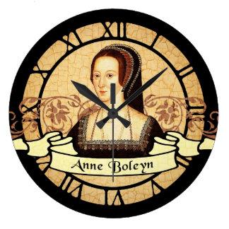 Anne Boleyn Large Clock