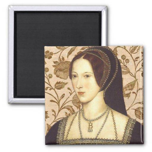 Anne Boleyn Magnets