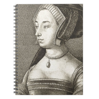 Anne Boleyn Notebook