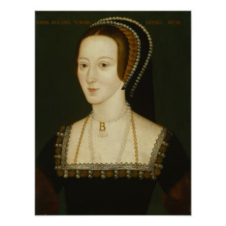 Anne Boleyn Print