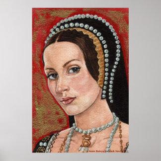 Anne Boleyn Poster