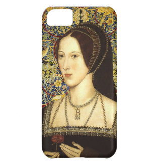 Anne Boleyn Queen of England Phone Case