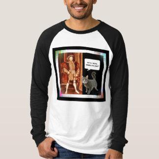 "Anne Boleyn""s Cat T-Shirt"