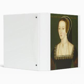 Anne Boleyn Second Wife of Henry VIII Portrait Binder