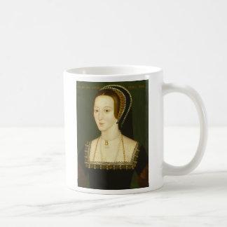 Anne Boleyn Second Wife of Henry VIII Portrait Coffee Mug