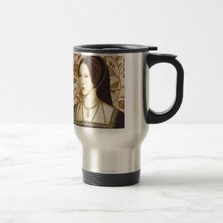 Anne Boleyn Travel Mug