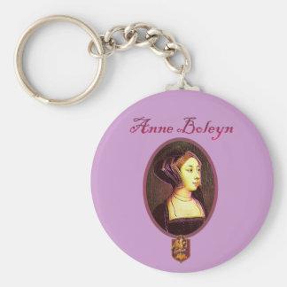 Anne Boleyn - Woman Keychain