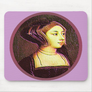 Anne Boleyn - Woman Mousepad