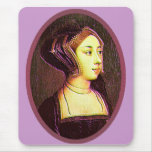 Anne Boleyn - Woman Mousepad