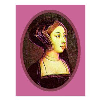 Anne Boleyn - Woman Postcard
