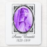 Anne Brontë Alfombrillas De Ratón