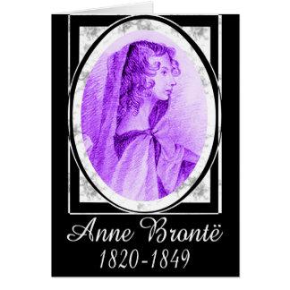 Anne Brontë Card