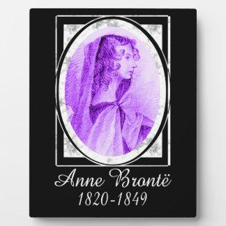 Anne Brontë Plaques