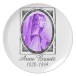 Anne Brontë Platos Para Fiestas