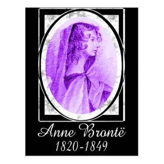 Anne Brontë Postcard