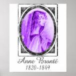 Anne Brontë Poster