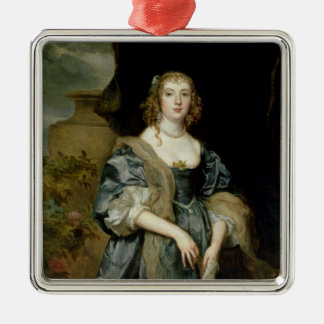 Anne Carr, Countess of Bedford, c.1638 Metal Ornament