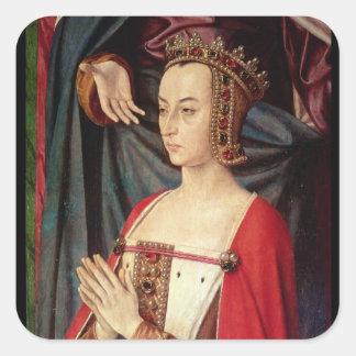 Anne de Francia Colcomanias Cuadradas