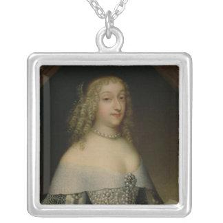 Anne de Gonzaga princesa Palatine Colgante Cuadrado