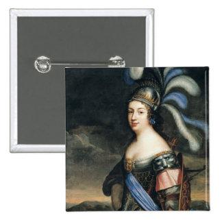 Anne de La Granero-Trianon Countess Pin Cuadrado