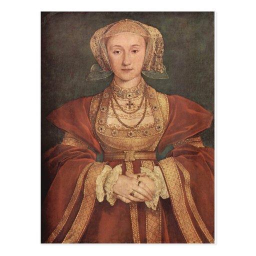 Anne de la postal de Cleves