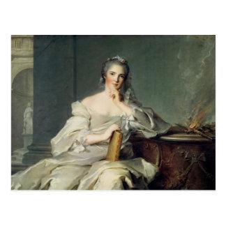 Anne-Enriqueta de Francia, como el elemento de Postales