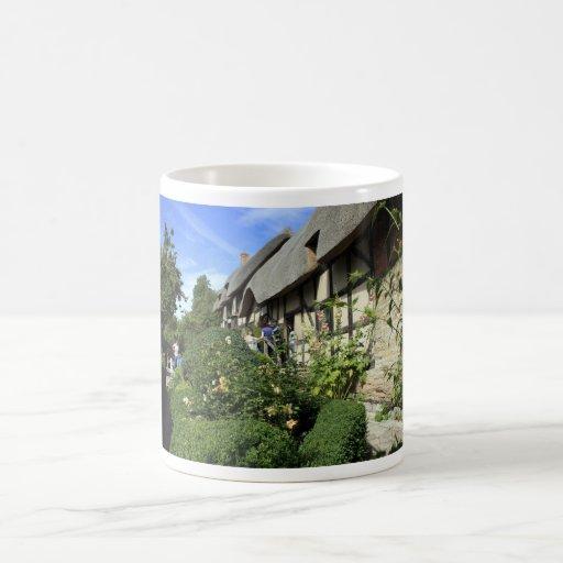 Anne Hathaway Tudor Cottage Mug