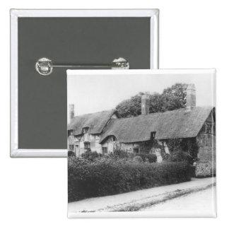 Anne Hathaway's cottage Button