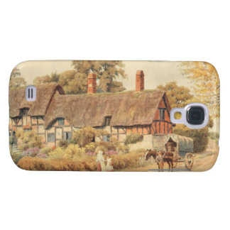 Anne Hathaway's Cottage III, Stratford-upon-Avon Galaxy S4 Cover
