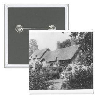 Anne Hathaway's cottage Pinback Button