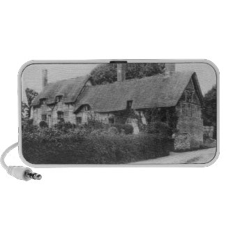 Anne Hathaway's cottage Mp3 Speakers