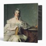 Anne-Henriette de France, as the element of Vinyl Binders