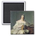 Anne-Henriette de France, as the element of Refrigerator Magnet