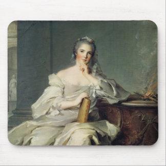 Anne-Henriette de France, as the element of Mouse Pad