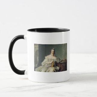 Anne-Henriette de France, as the element of Mug