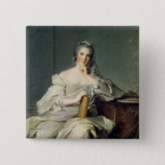Anne-Henriette de France, as the element of Pinback Button