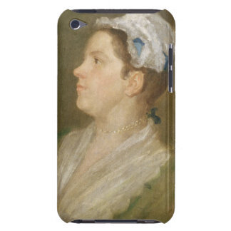 Anne Hogarth (1701-71), c.1740 (oil on canvas) (pr iPod Touch Covers
