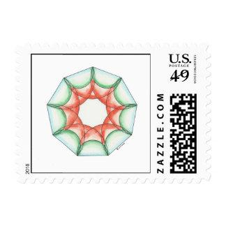 Anne-Jeannette's Star Stamp